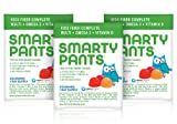 SmartyPants Gummy Vitamins Kids Fiber Complete On-The-Go Packs, 15 Count