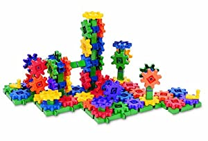 Learning Resources Gears! Gears! Gears! Beginner's Building Set