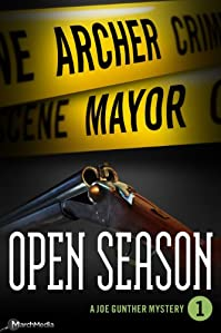 Open Season by Archer Mayor ebook deal