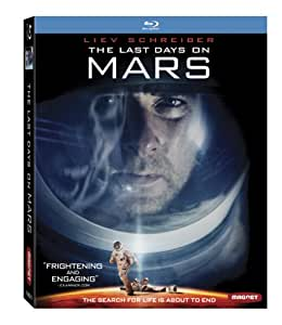 The Last Days on Mars [Blu-ray]