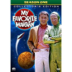 My Favorite Martian: Season 1