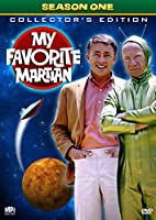 My Favorite Martian: Season 1 [DVD] [Region 1] [US Import] [NTSC]