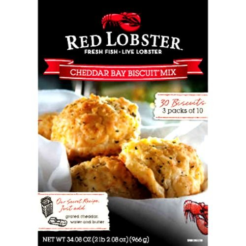 Red Lobster Cheddar Bay Biscuit Mix (041449425405) $9.90