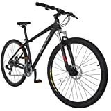 Vilano Blackjack 2.0 29er Mountain Bike MTB with 29-Inch Wheels