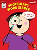 img - for Vocabulary Word Search Stick Kids Workbook, Grade K (Stick Kids Workbooks) book / textbook / text book