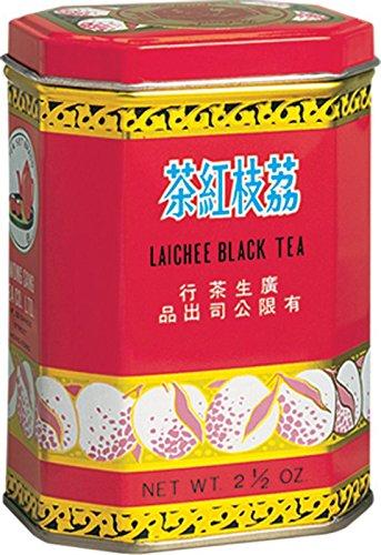 Roland: Lychee Black Tea 2.5 Oz (12 Pack)