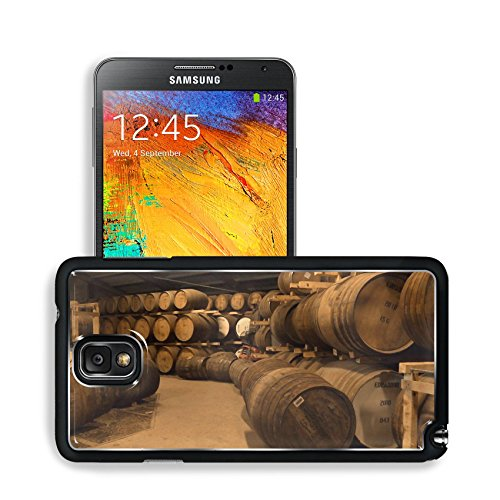 Wooden Wine Barrels Cellar Basement Samsung Note 3 N9000 Snap Cover Premium Aluminium Design Back Plate Case Open Ports Customized Made To Order Support Ready 5 14/16 Inch (150Mm) X 3 2/16 Inch (80Mm) X 11/16 Inch (17Mm) Msd N3 Note 3 Professional Cases A front-592985