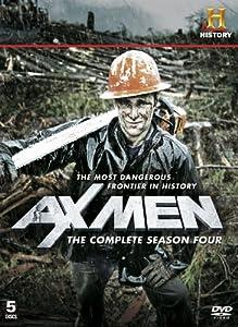 Ax Men Complete Season Four [DVD]