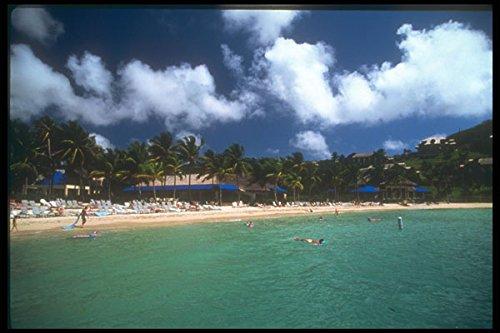 203076-beach-at-stouffer-beach-resort-st-thomas-a4-photo-poster-print-10x8