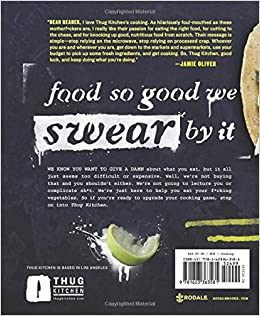 Thug Kitchen: The Official Cookbook: Eat Like You Give a F*ckHardcover– October 7, 2014
