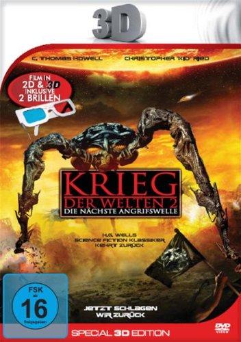 Krieg der Welten 2 (Special 3D Edition inkl. 2 3D-Brillen) [Special Edition]