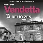 Aurelio Zen: Vendetta | Michael Dibdin
