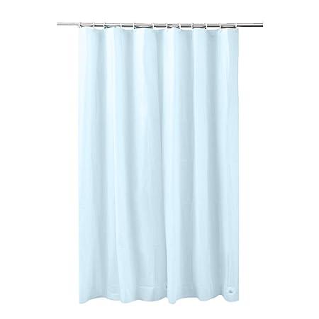 frandis 190042 rideau de douche douche polyester gris 180 x 200 cm cuisine cm cuisine. Black Bedroom Furniture Sets. Home Design Ideas