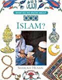 img - for Islam by Husain, Sharukh (2001) Hardcover book / textbook / text book