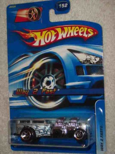 #2006-152 Way 2 Fast Collectible Collector Car Mattel Hot Wheels - 1