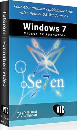 Formation Windows 7 (Tutoriel sur DVD par Ba Dang)