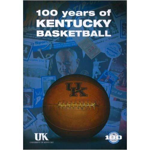 DVD : 100 Years of Kentucky Basketball (DVD)