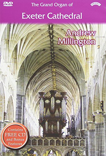 Grand Organ of Exeter Cathedral [DVD] [Import]