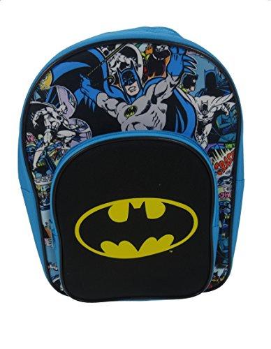 Boys-DC-Comics-Batman-Backpack-School-Bag