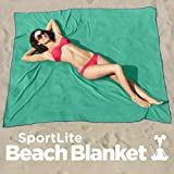 Search : NEW! YogaRat 100% Microfiber SportLite Beach Blanket in six awesome colors! 76 x 64 inches. SportLite Towels by YogaRat are the Official Towel of the Los Angeles County Lifeguard Association.