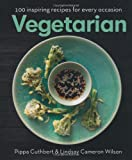 img - for Vegetarian: 100 Inspiring Recipes for Every Occasion book / textbook / text book