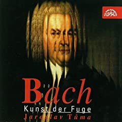 The Art of Fugue (Kunst der Fuge), BWV 1080: VI. Contrapunctus 6, a4, in stile francese