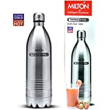 Milton Thermosteel Duo DLX 1000 ML Flask Bottle (24hrs Hot & 24hrs Cold)