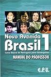 Novo Avenida Brasil: Manual do professor 1
