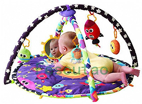 Lovely Kids New Lamaze Space Symphony Motion Gym Baby Activity Baby Toy New!Hot!