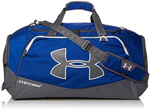 Under Armour UA Undeniable LG Duffel II, borsa sportiva, Unisex, Multisport Tasche und Gepäck Sport Reisetasche, blu, 36 x 74 x 30 cm, 82 Liter
