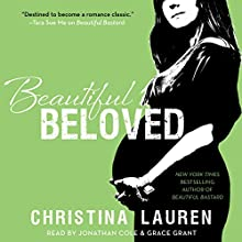 Beautiful Beloved (       UNABRIDGED) by Christina Lauren Narrated by Jonathan Cole, Grace Grant