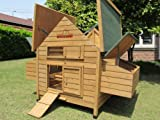 Chicken Coops Imperial Marlborough Large Chicken Coop Suitable 6 to 8 Birds Depending on Size