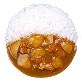 食品サンプル パーツ 規格完成品 ポークカレー 23-002-360