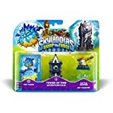 Figurine Skylanders : Swap Force - Adventure Pack 1 - Pop Thorn + Tower Of Time + Sky Diamond + Battle Hammer