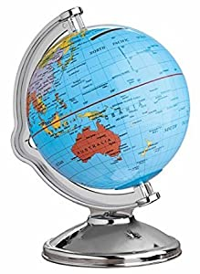Amazon.com: Educational World Globe Money Coin Piggy Bank: Toys