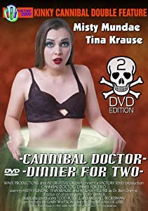 Kinky Cannibal Double Feature [Import]