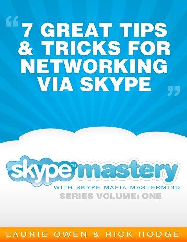 networking-via-skype-7-great-tips-and-tricks-skype-mastery-with-skype-mafia-mastermind-book-1