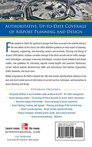 Planning And Design Of Airports Fifth Edition Electronics Gps Aviation Gps