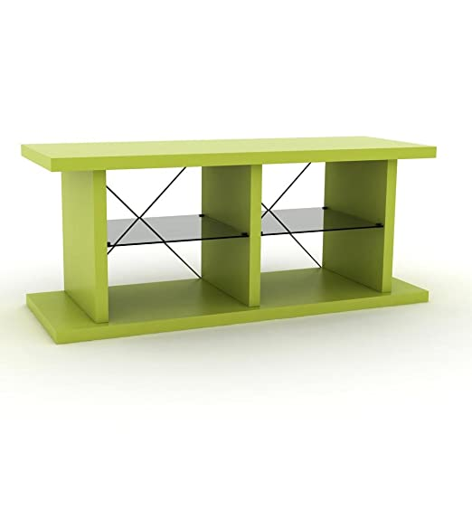 Atlantic Solo Flexible TV Stand or A/V Tower (Wild Lime) (Discontinued by Manufacturer)