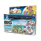 minimumkobe(ミニマム神戸)big vision Glasses 両手が使える拡大鏡メガネ 眼鏡の上からかけられる 1.6倍≪並行輸入≫ [並行輸入品]