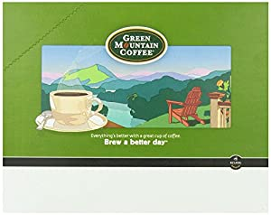 Green Mountain Coffee Mocha Nut Fudge, K-Cup for Keurig Brewers