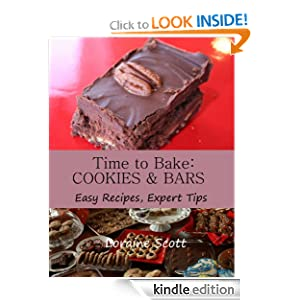 Loraine's Gourmet Cookie Cookbook!