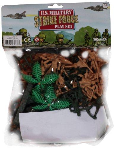 Buy Low Price Toysmith Military Playset Figure (B0024HEIJQ)