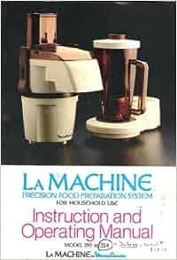 moulinex la machine