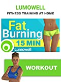 Fat Burning Workout at Home - 15 Minutes