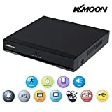 KKmoon 8 Channel 960H D1 CCTV Network Mobile Motion Detection DVR H.264 HDMI Video Recorder Playback for Surveillance Security Monitoring