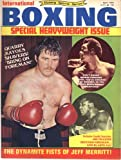 img - for International Boxing [Magazine] April 1974 (Special Heavyweight Issue) book / textbook / text book
