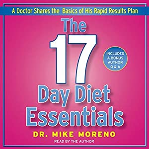 The 17 Day Diet Essentials Audiobook