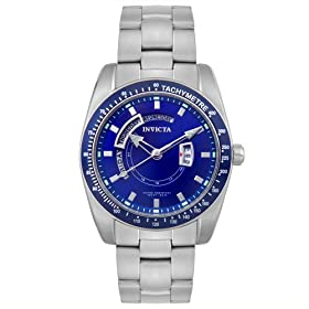 Invicta Men's II Collection Stainless Steel Tachymeter Bezel Watch #5782