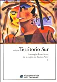 img - for Antologia de Escritores de La Region de Buenos Aires I (Spanish Edition) book / textbook / text book